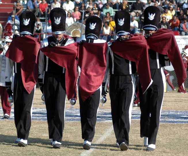 The 5th Quarter View Topic Evolution Of The Band Uniform